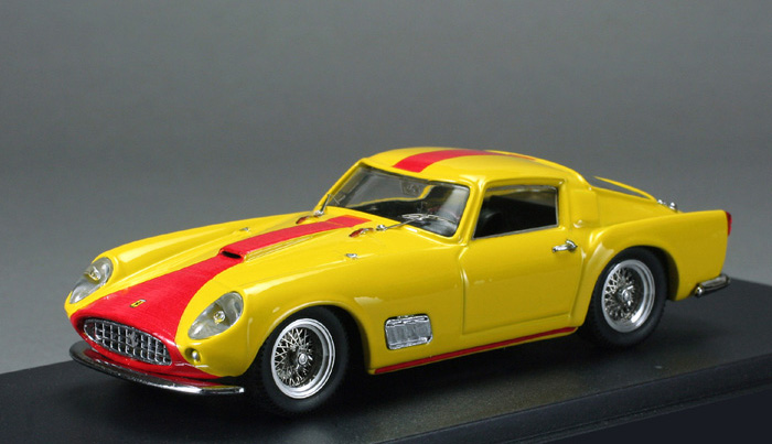 Ferrari 250GT TDF Yellow&Red