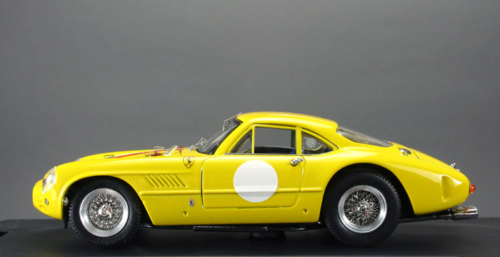 Ferrari 250GT Sperimentale Yellow