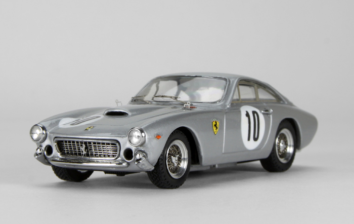 Ferrari 250GT Lusso #4213GT 1/43 Best Model