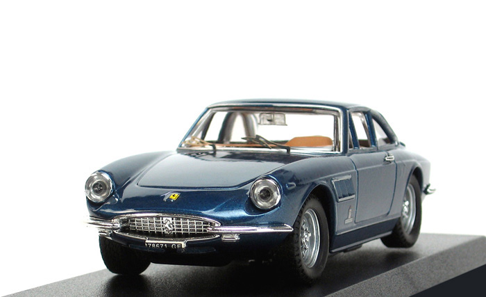 Ferrari 330GTC Blue BEST